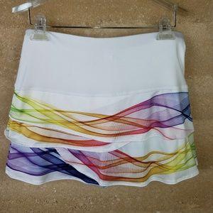 Lucky in Love Skirts - Lucky in love Tennis skirt SZ M